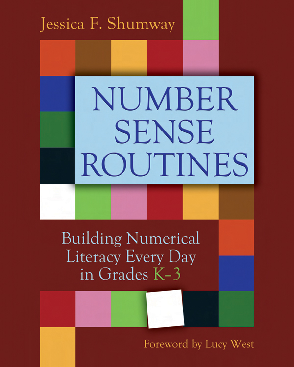 Image result for number sense routines